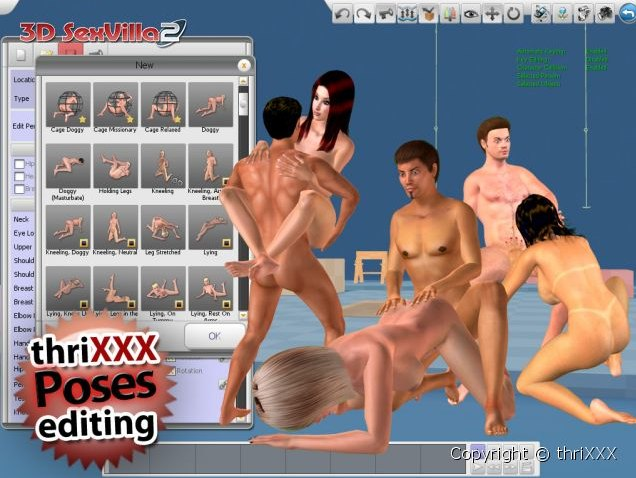 3D Sex Villa 2 download kostenlos