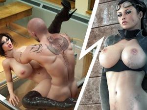 Kostenlose 3D Porno Spiele Onl